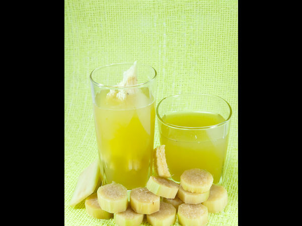 Health Benefits Of Sugarcane Juice