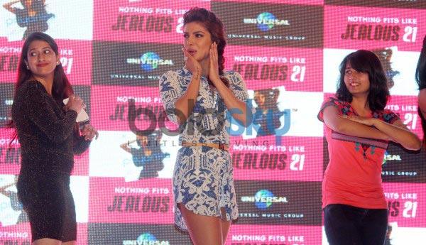 Priyanka Chopra at Success of Exotic Events
