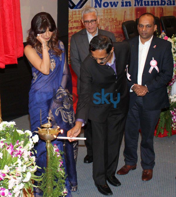 Priyanka Chopra inaugurates Healthcare Global Enterprises Cancer Centre Events
