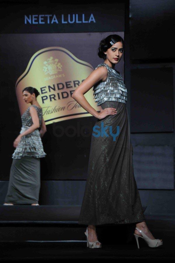 Blenders Pride Fashion Tour 2013