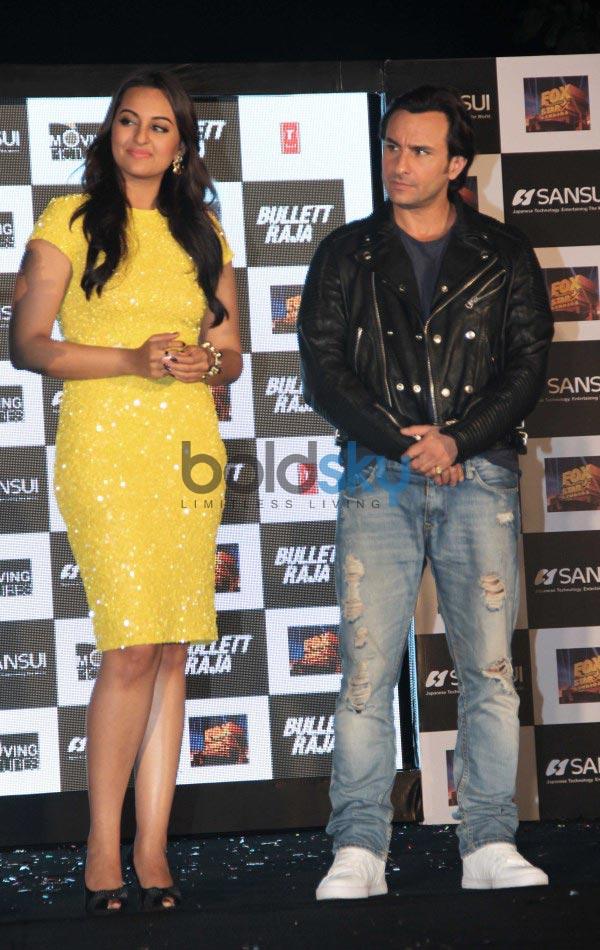 Bullet Raja Cast