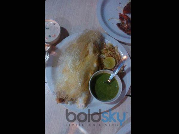 Chicken Reshmi Kebab With Egg Recipe