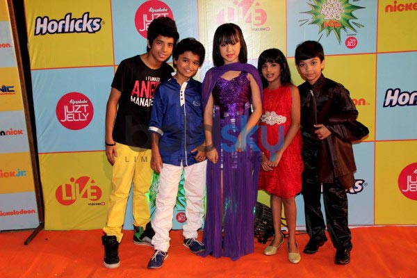 Nickelodeon Kids choice Awards at Filmcity