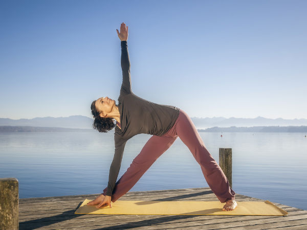 Yoga Postures To Practise At Work