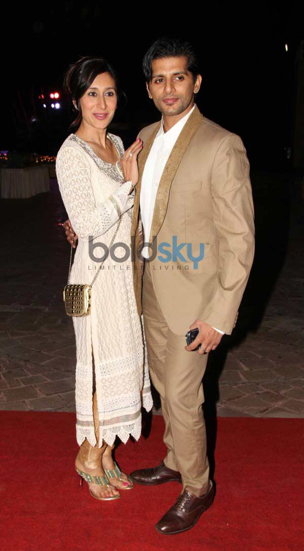 Aamna Sharif Amit Kapoor Wedding Reception