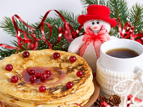 Ginger Pancake Recipe For Christmas Eve Breakfast