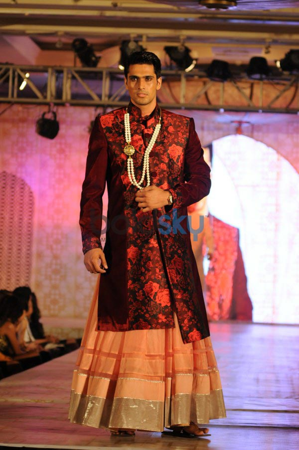 Marigold Watches with Rohhit Verma Fashion Show