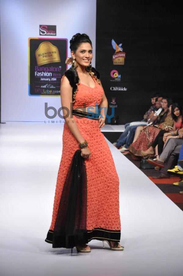 Shloka sudhakar collection bpbfw 10th edition photos pics 249799 boldsky gallery boldsky Bangalore fashion style week
