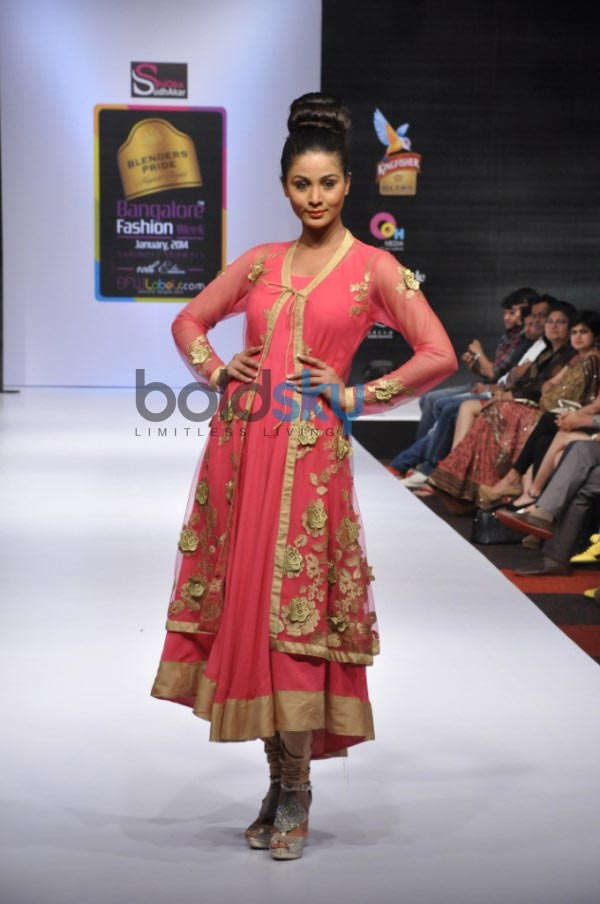 Shloka sudhakar collection bpbfw 10th edition photos pics 249801 boldsky gallery boldsky Bangalore fashion style week