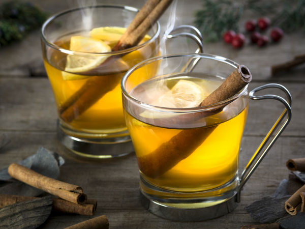 Healthy Winter Drinks To Stay Warm