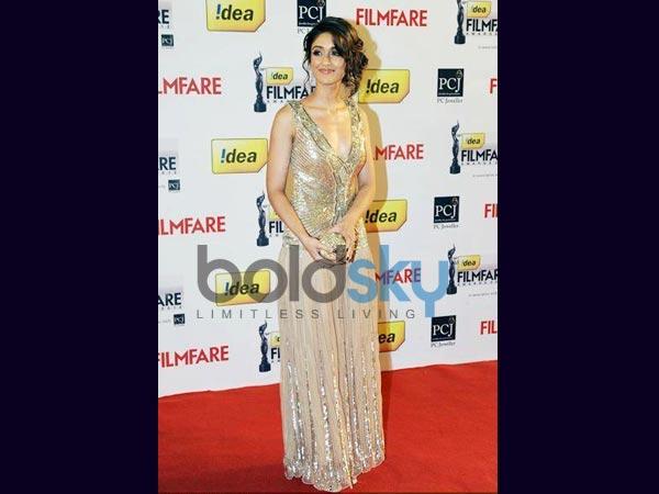 Best Dressed Celebs at Film Fare Awards