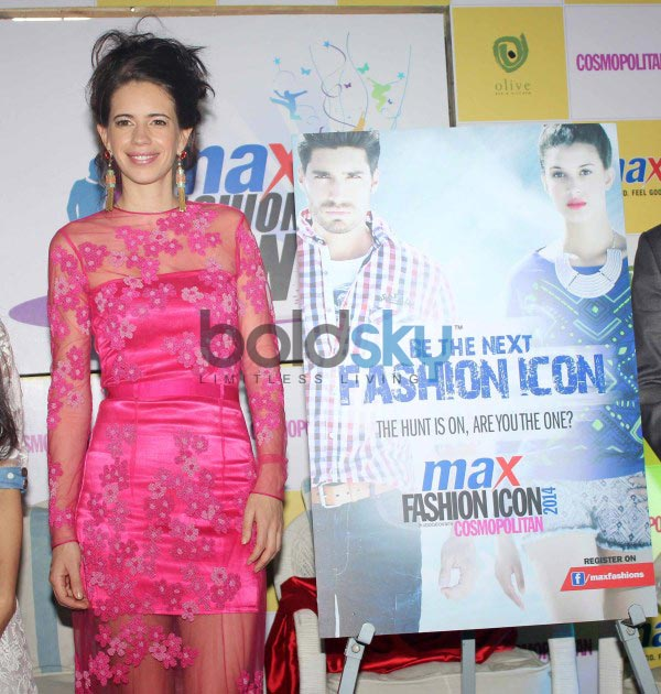 Announcement of Max Fashion Icon 2014