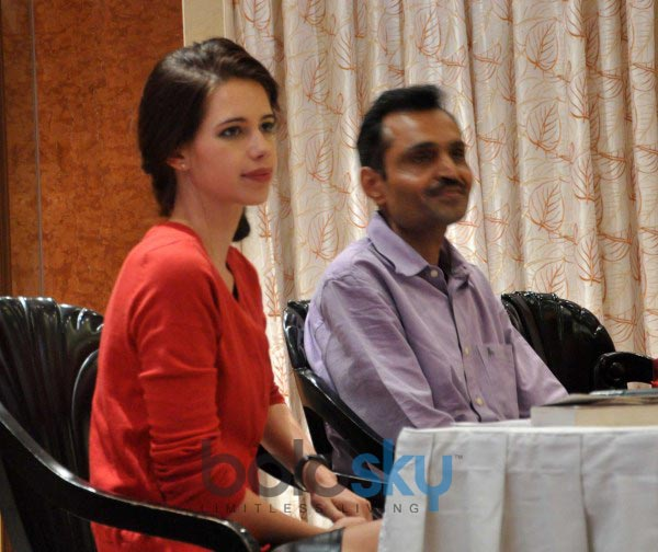 Kalki Koechlin launches Arjun Shekhar book End Of Story