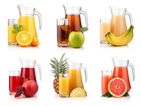 Is Drinking Juice The Same As Eating Fruit