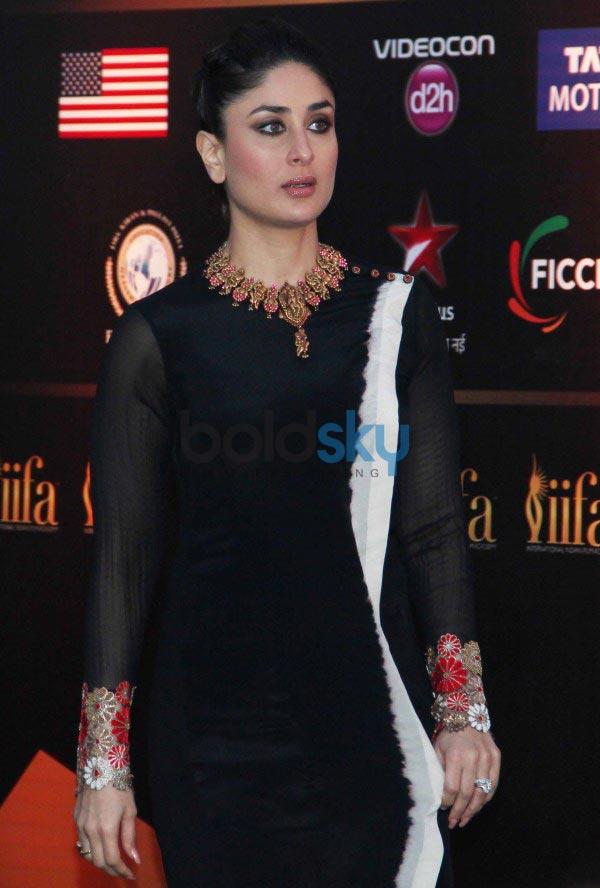 Bollywood celebs at IIFA press conference