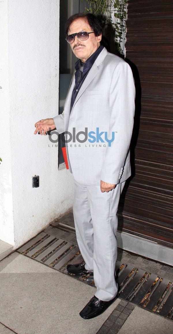 Celebs at Simon Khan Arora Birthday Celebration