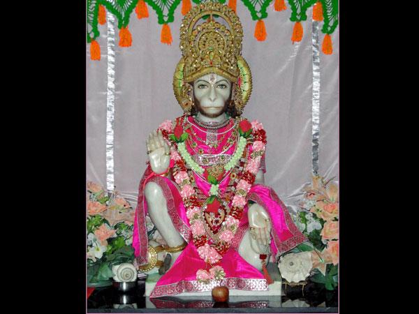 Lord Hanuman Worship