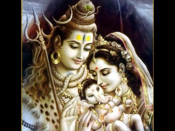 lord shiva parvati ganesha wallpapers