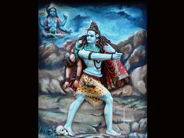Lord Shiva Graphic Images: Boldsky Gallery