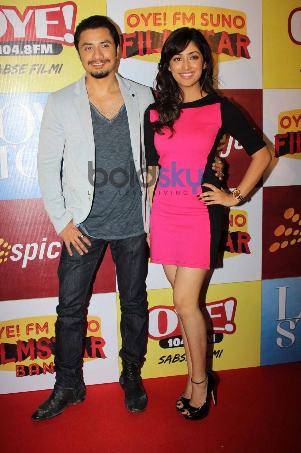 Yami Gautam and Ali Zafar stuns at event