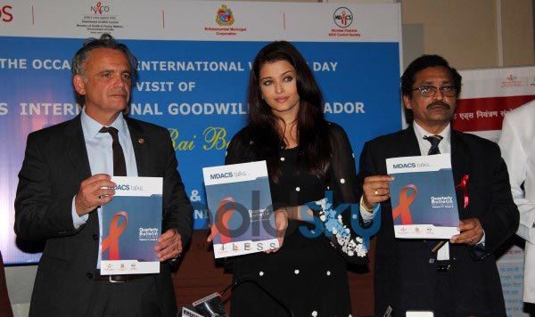 Aishwarya Rai leads UNAIDS mission on issues of women and HIV