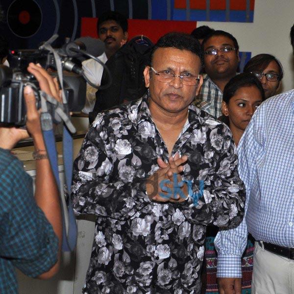 Annu Kapoor at the celebration of 92.7 BIG FM