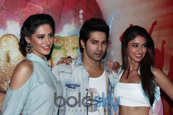 Bollywood celebs at Boogie Woogie Grand Finale