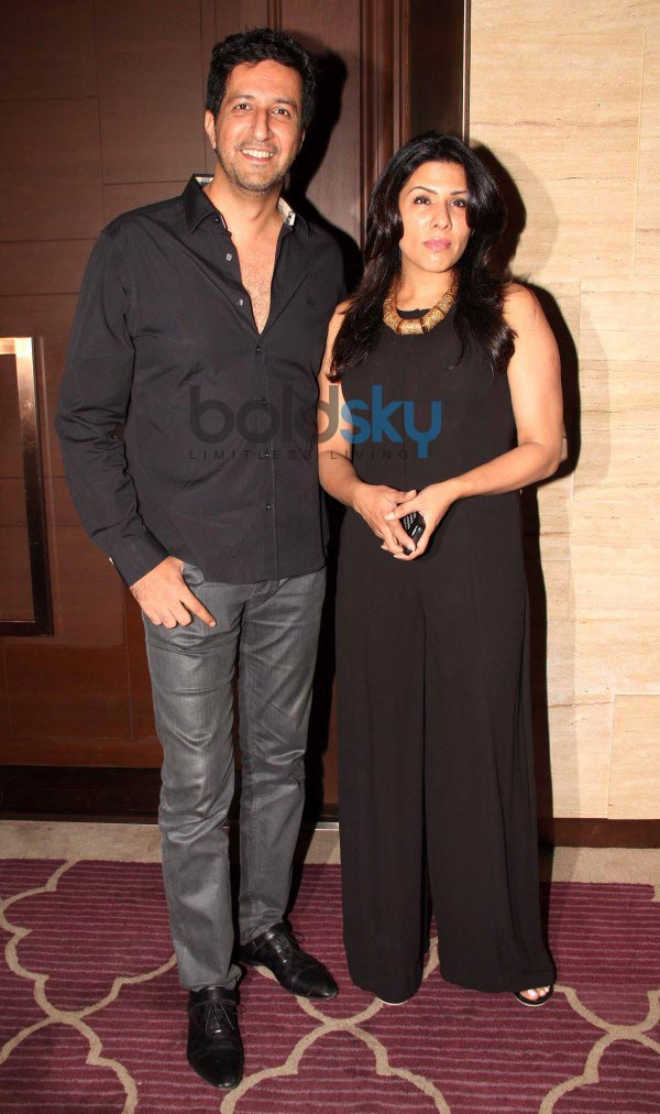 Celebs at Absolut Elyx Party Hosted By Sanjay Gupta