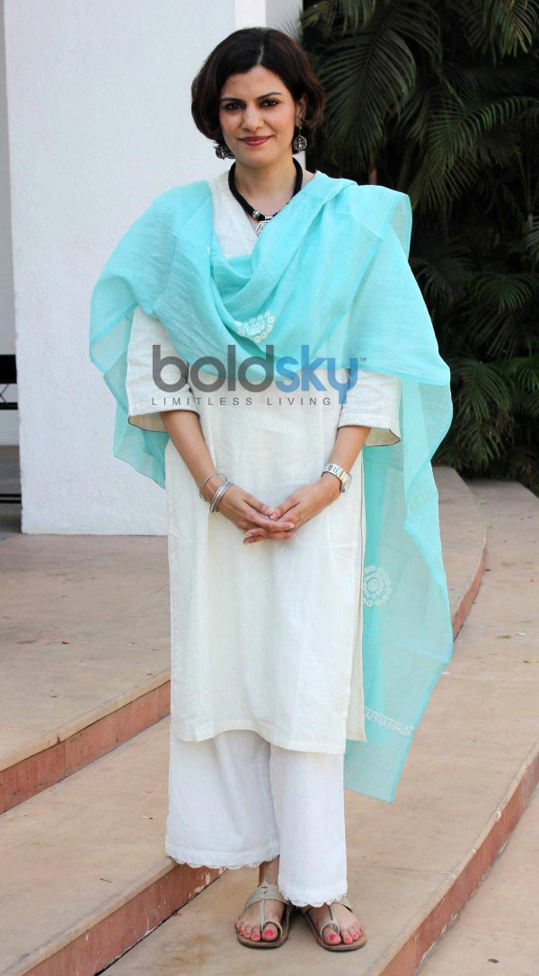 Priyanka Chopra at FICCI Frames 2014