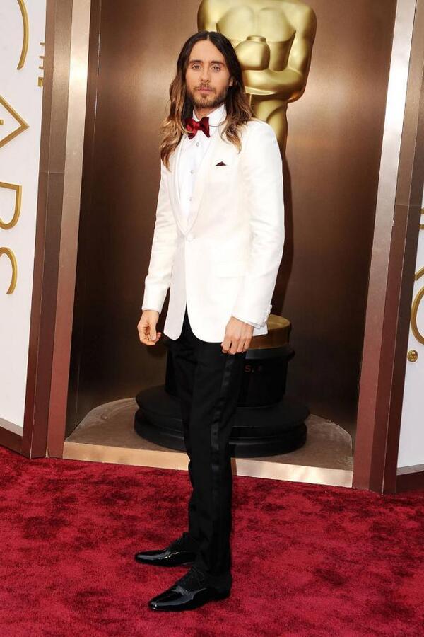 Celebs at Oscars 2014