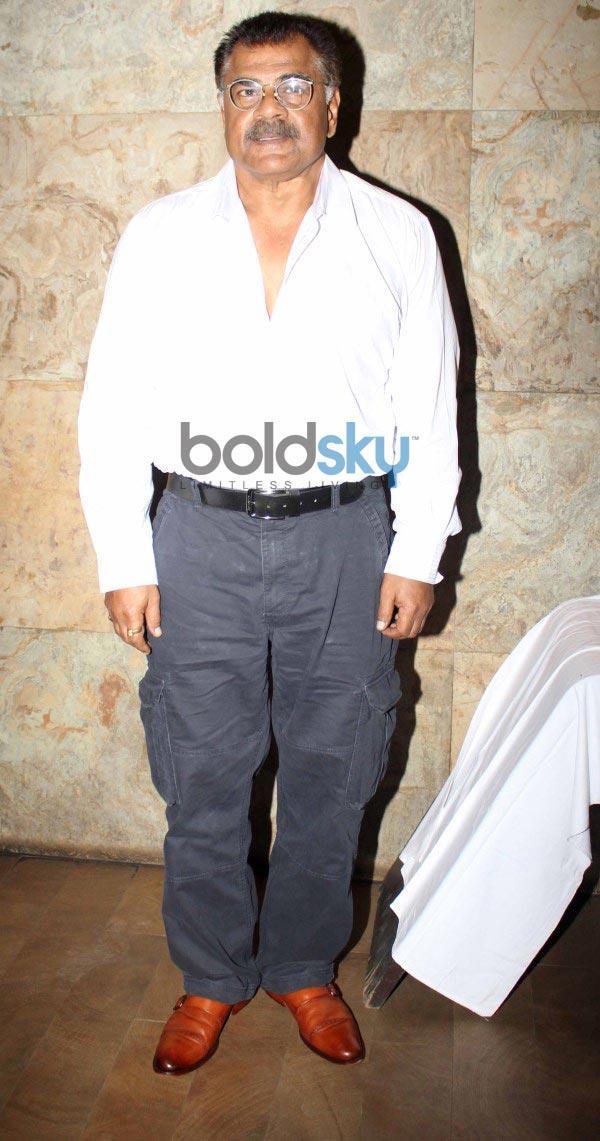 Imran Khan at the special screening of Club 60 at Lightbox
