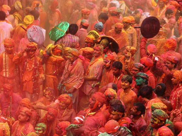 Prepare Natural Holi Colours At Home