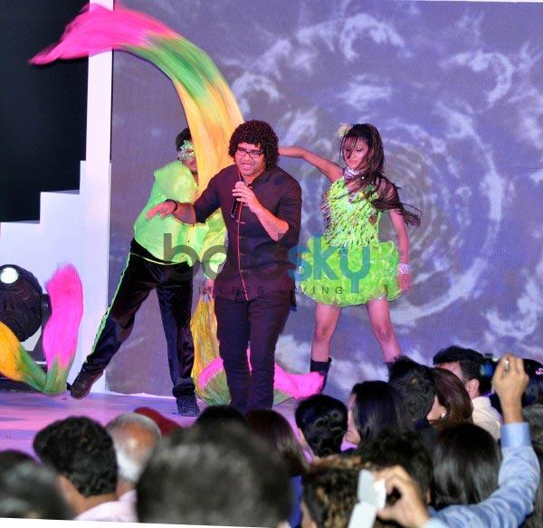 Malaika and Tamanna at Femina Style Diva North India 2014