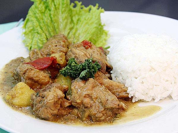 Garlic Chicken Gravy Recipe