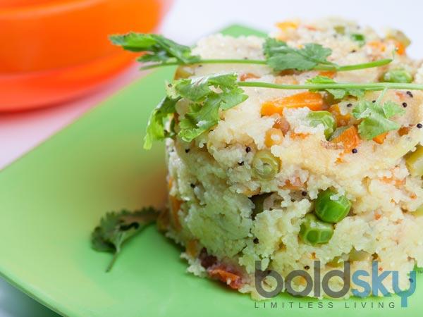 Godhuma Rava Upma Recipe