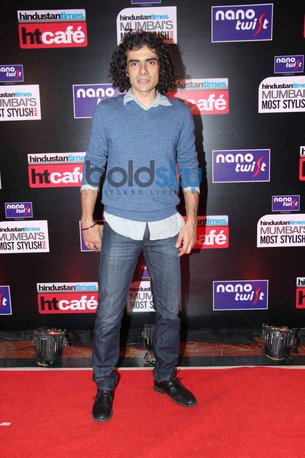 Bollywood celebs at HT Mumbai's Most Stylish Awards 2014