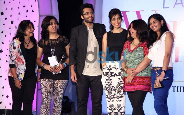 Celebs at Lavasa Women Drive Awards 2014