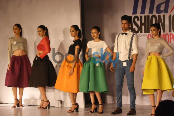 Kalki Koechlin stuns at Max Fashion Icon 2014