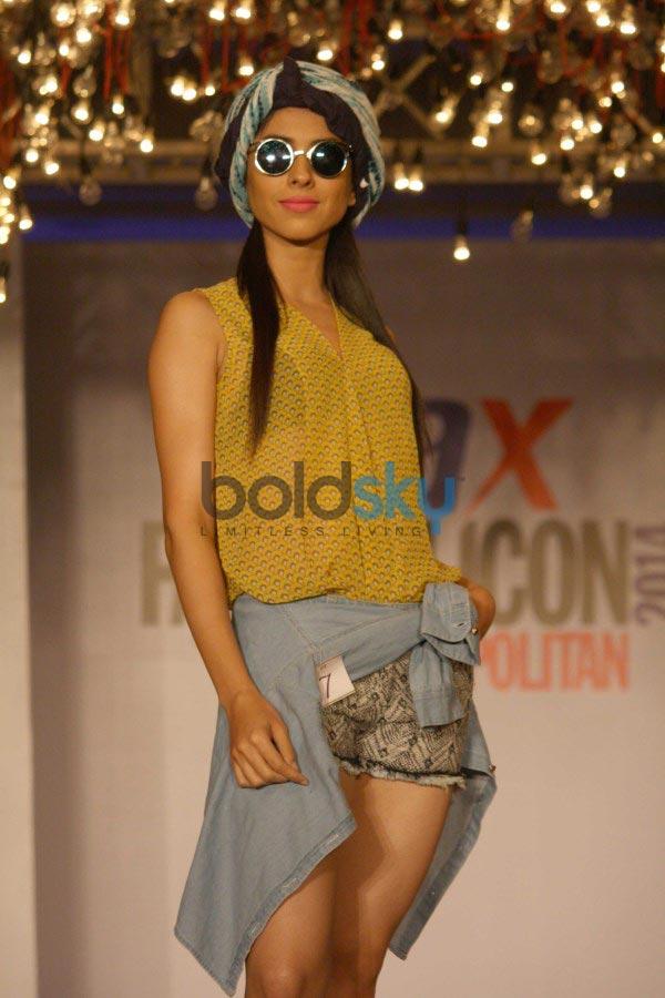 Kalki Koechlin stuns at Max Fashion Icon 2014