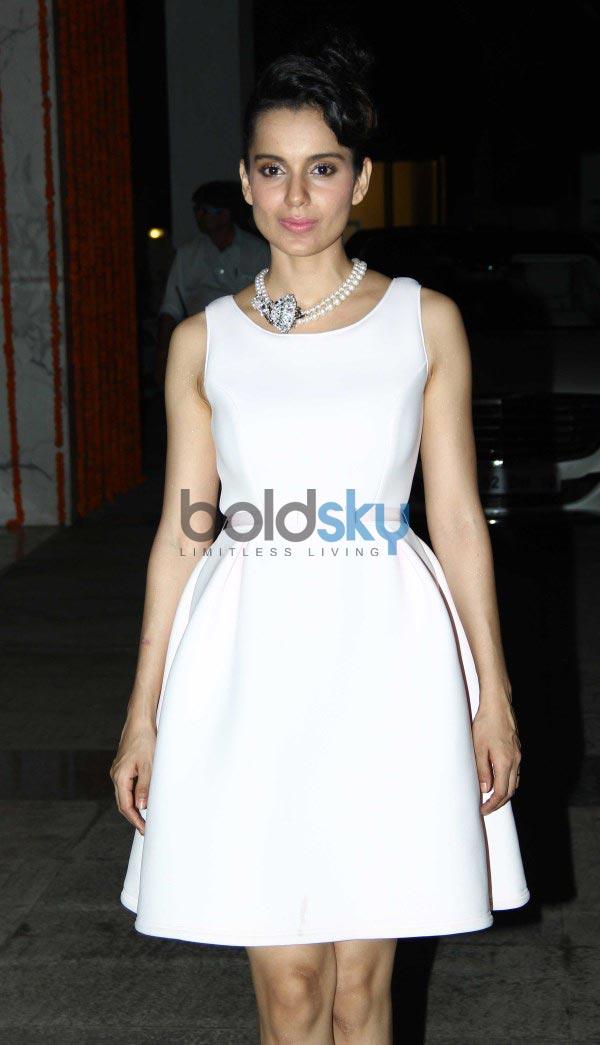 Bollywood Celebs at Kangna Ranaut Birthday Bash