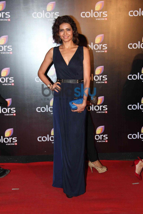 Bollywood celebs at star studded colors party