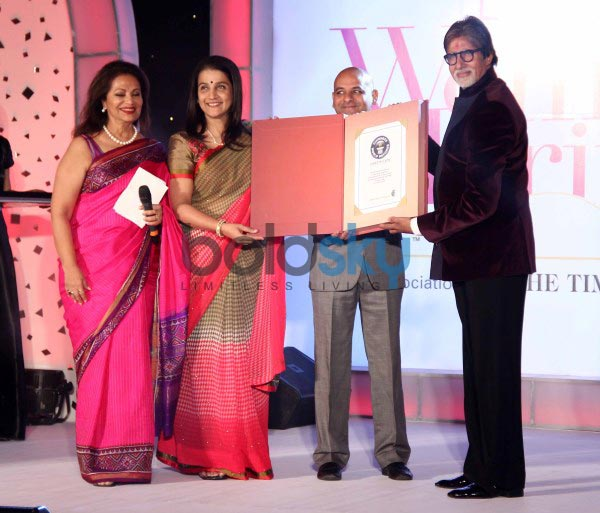 Celebs at Lavasa Women Drive Awards 2014