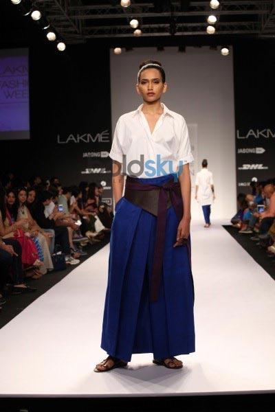 LFW 2014 Payal Khandwala show