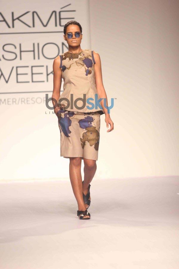 LFW 2014 Sneha Arora Show