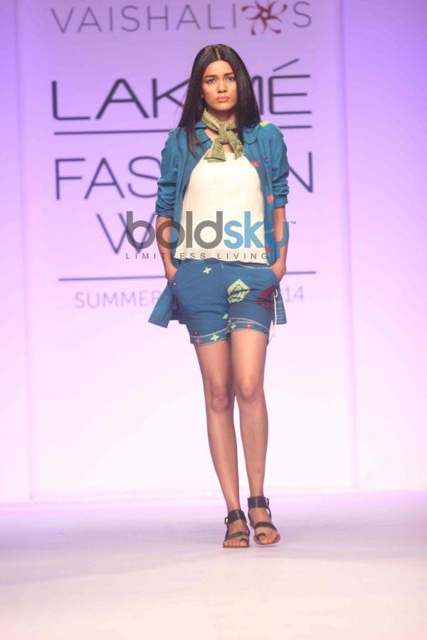 LFW 2014 Vaishali S Show