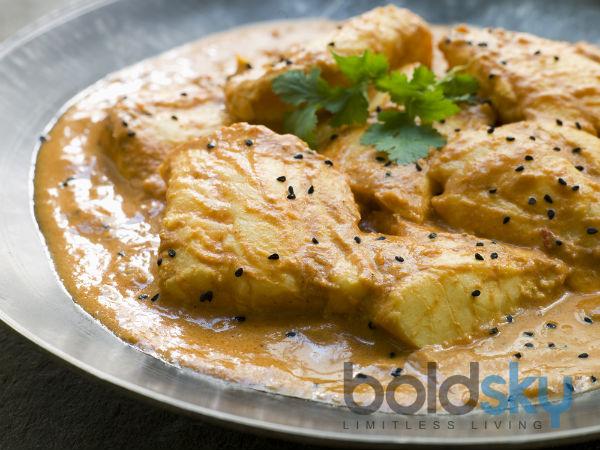 Meen Moilee Kerala Fish Curry Recipe