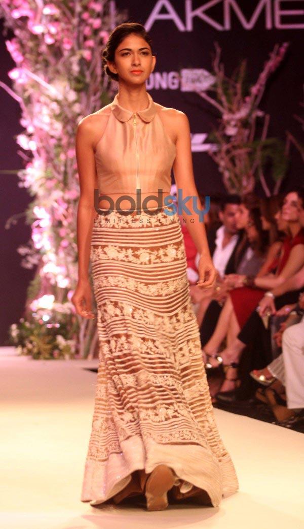 Celebs at Lakme Fashion Week Summer Resort 2014