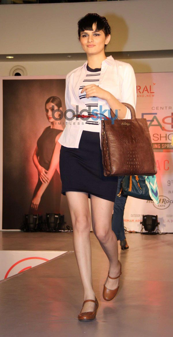 Prachi Desai Unveils Summer Collection Of Central
