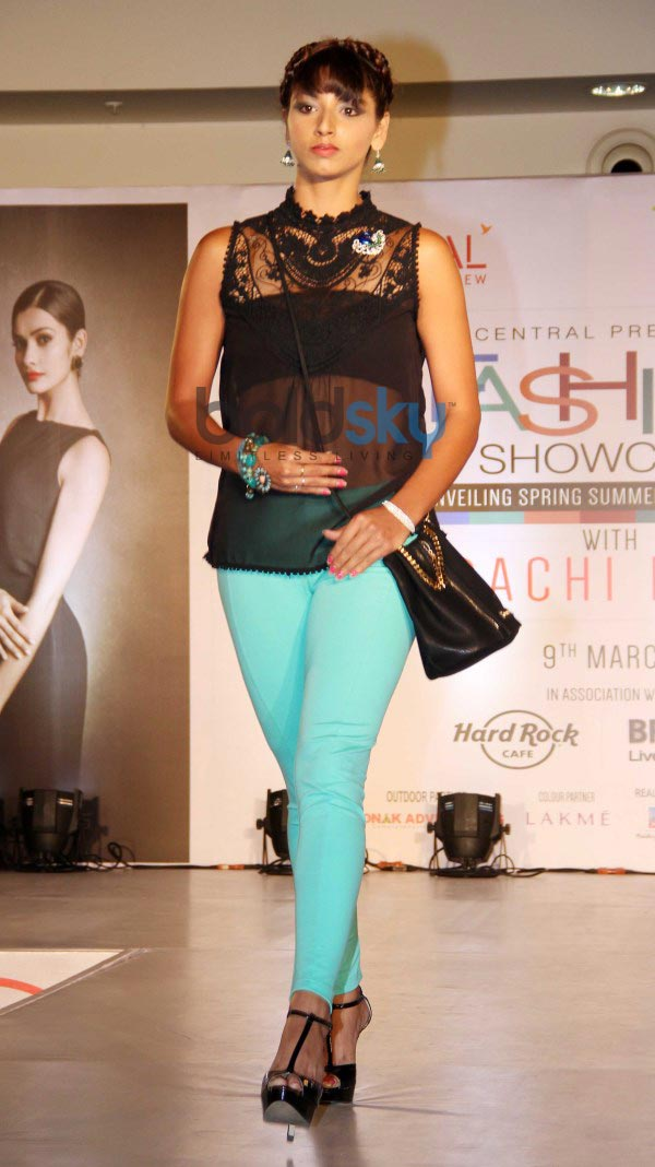 Prachi Desai Unveils Summer Collection Of Central