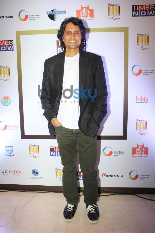 Amitabh Bachchan at NRI of the year Awards Ceremony